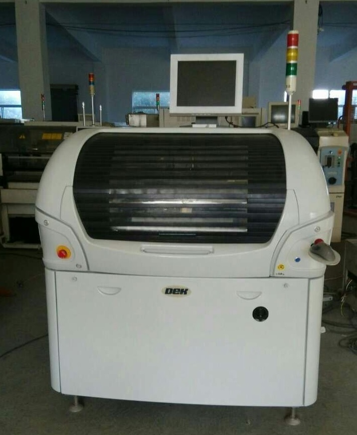 used dek printer