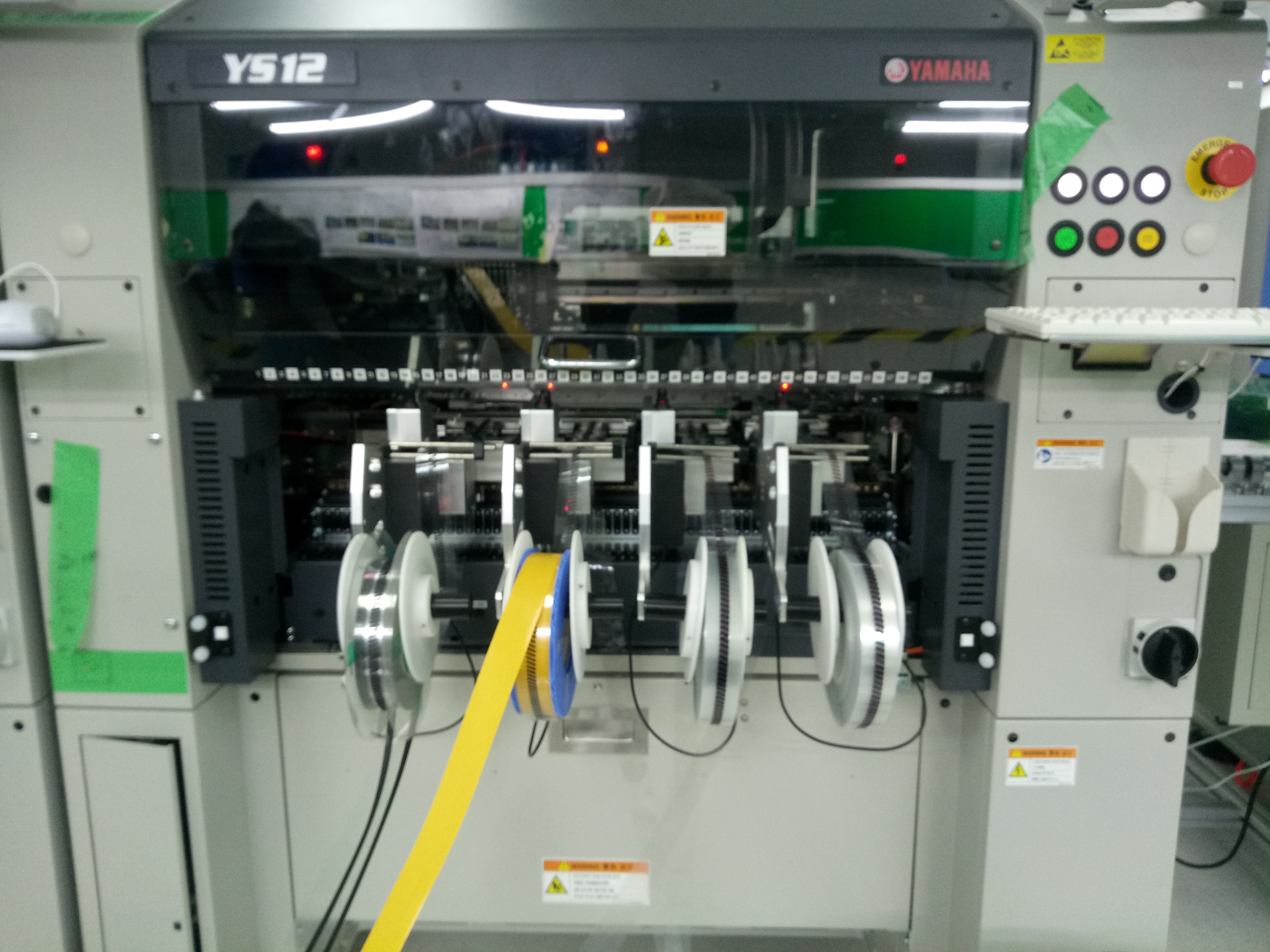 peeling feeder machine product label table x counting automatic
